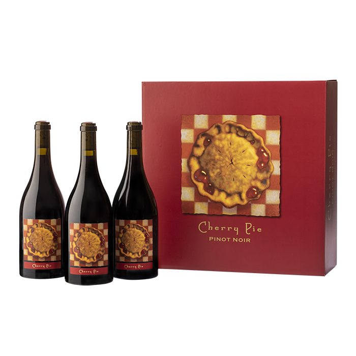 2014 Cherry Pie Rodgers Creek Pinot Noir, Sonoma Coast 3-Pack