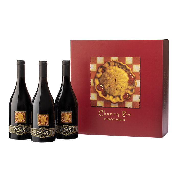 2015 Cherry Pie Celebration Pinot Noir 3-Pack